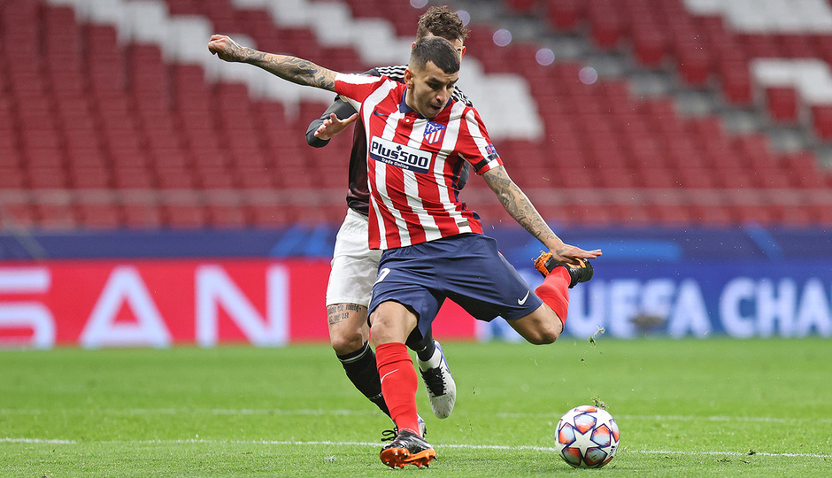 Temp. 20-21 | Atlético de Madrid - Bayern Munich | Correa