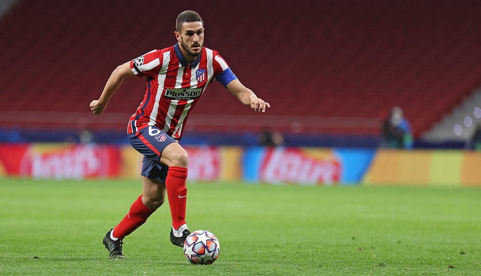 Temp. 20-21 | Atlético de Madrid - Bayern Munich | Koke