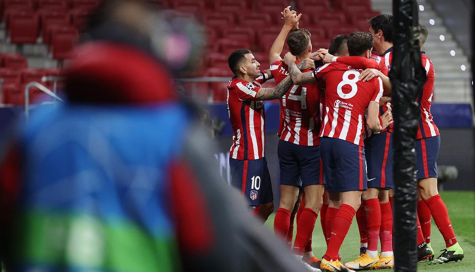 Temp. 20-21 | Atlético de Madrid - Bayern Munich |  Joao