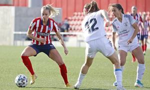 Temp. 20-21 | Atlético de Madrid - Madrid CFF | Knaak