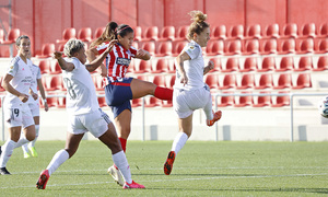 Temp. 20-21 | Atlético de Madrid - Madrid CFF | Leicy Santos