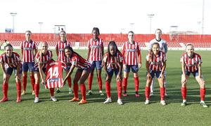 Temp. 20-21 | Atlético de Madrid - Madrid CFF | Once