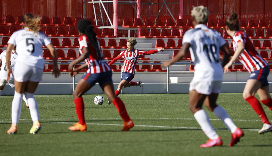 Temp. 20-21 | Atlético de Madrid - Madrid CFF | Amanda