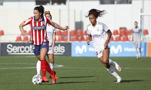Temp. 20-21 | Atlético de Madrid - Madrid CFF | Meseguer