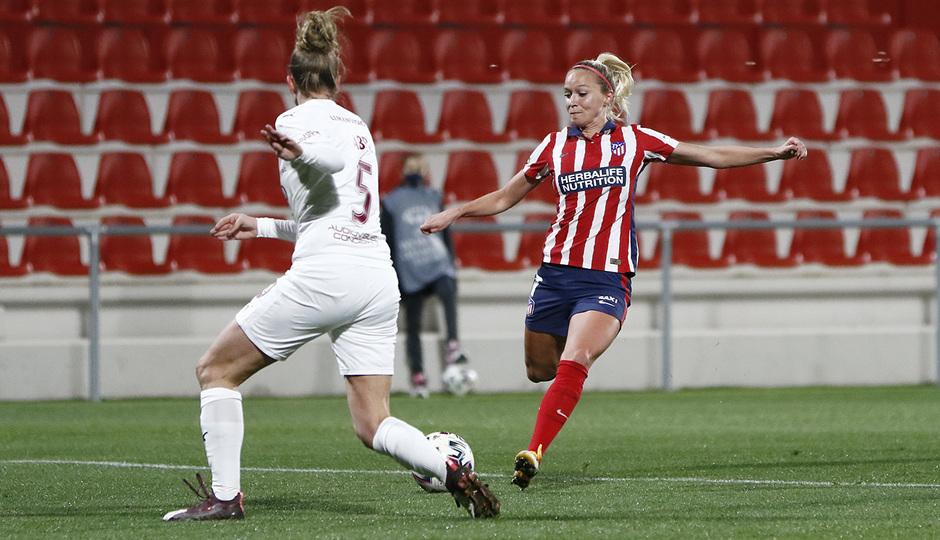 Temp. 2020/21 | Atlético Femenino-Servette | Turid