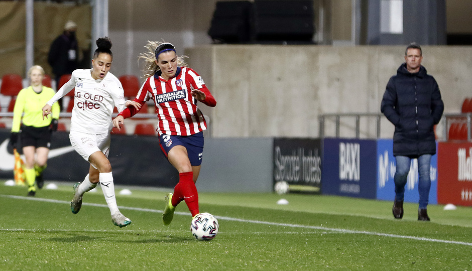Temp. 2020/21 | Atlético Femenino-Servette | Alia