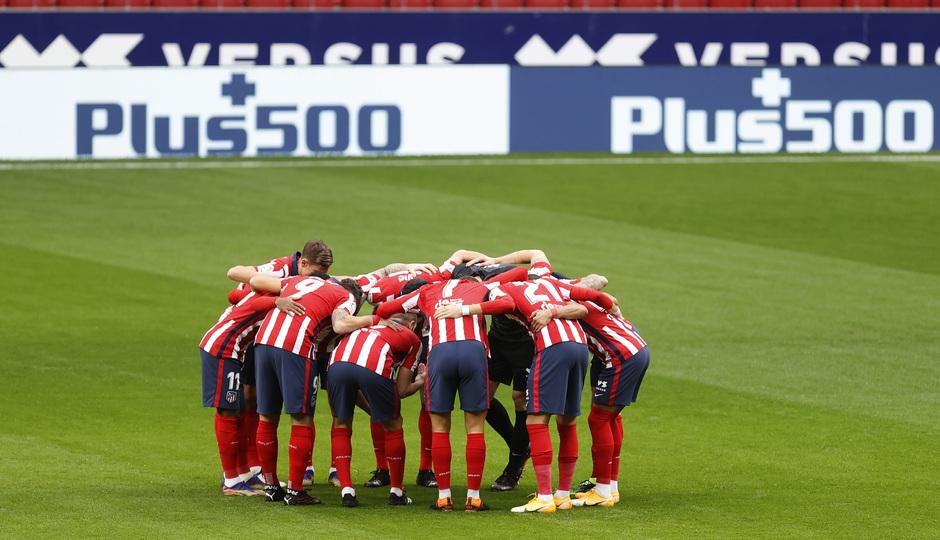 Temporada 2020/21 | Atlético de Madrid - Elche | Piña