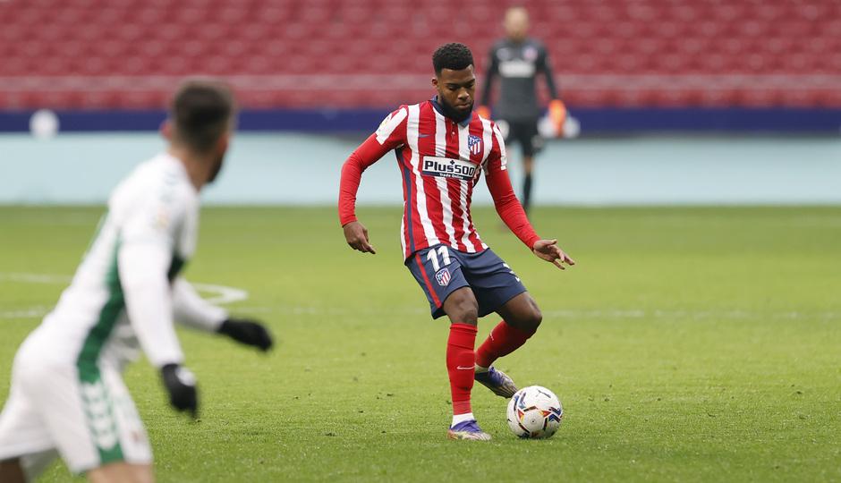 Temporada 2020/21 | Atlético de Madrid - Elche | Lemar