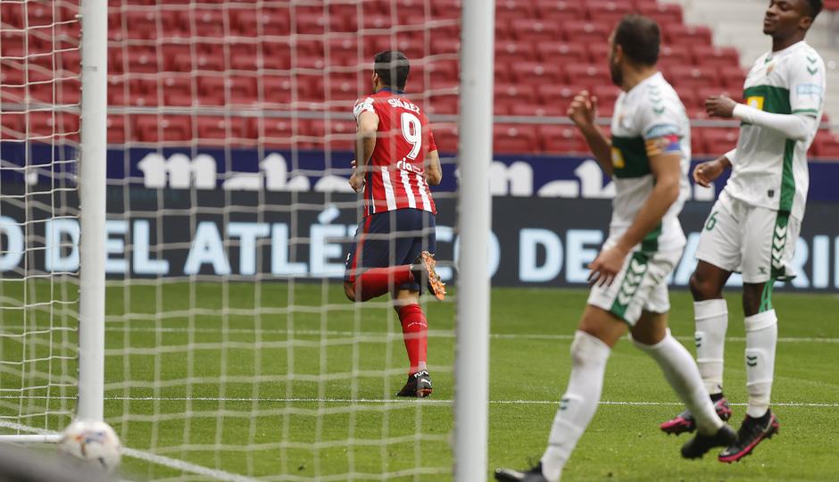 Temporada 2020/21 | Atlético de Madrid - Elche | Luis Suárez