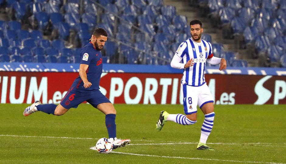 Temp. 20-21 | Real Sociedad - Atlético de Madrid | Koke
