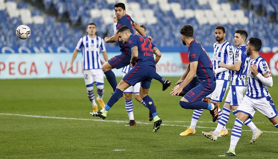 Temp. 20-21 | Real Sociedad - Atlético de Madrid | Hermoso