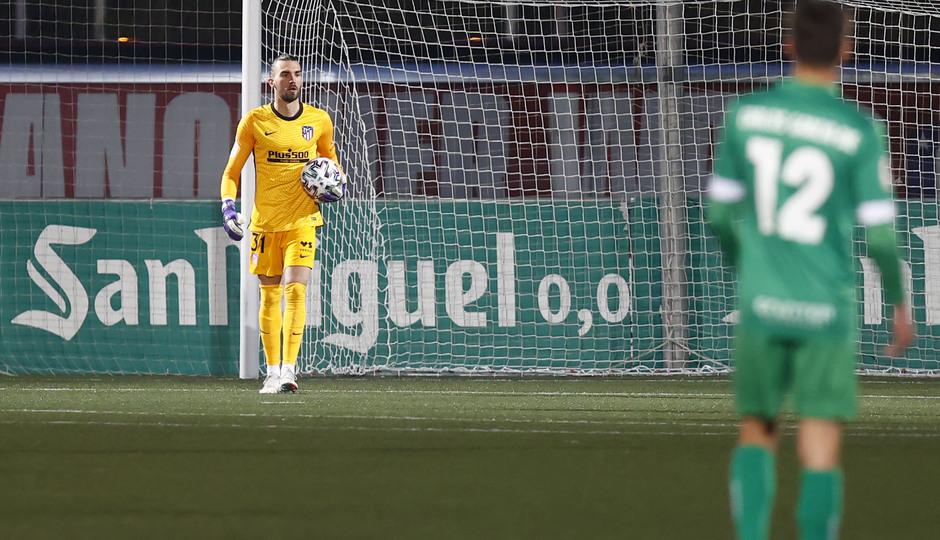 Temp. 20-21 | Copa del Rey | Cornellà-Atlético de Madrid | San Román