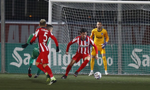 Temp. 20-21 | Copa del Rey | Cornellà-Atlético de Madrid | Savic