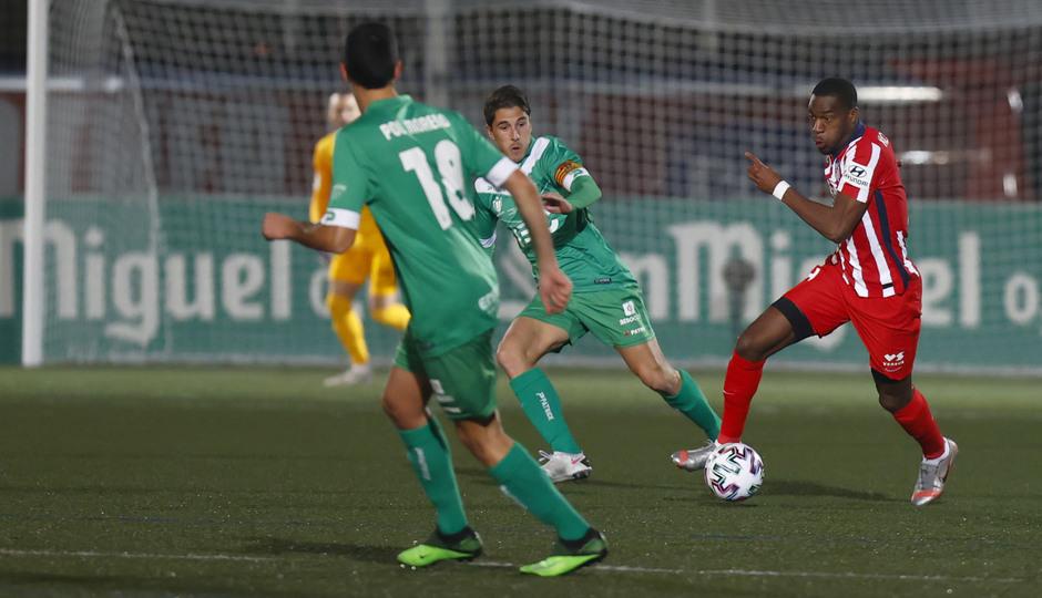 Temp. 20-21 | Copa del Rey | Cornellà-Atlético de Madrid | Kondogbia