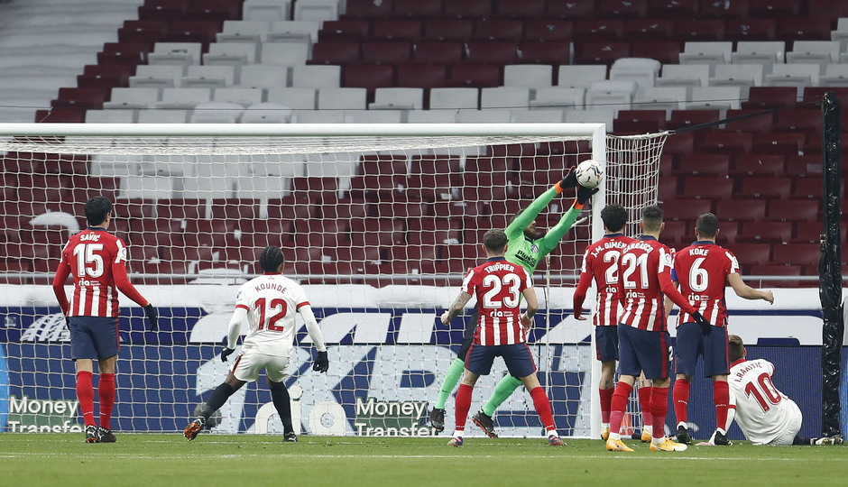 Temporada 20/21 | Atleti - Sevilla | Oblk