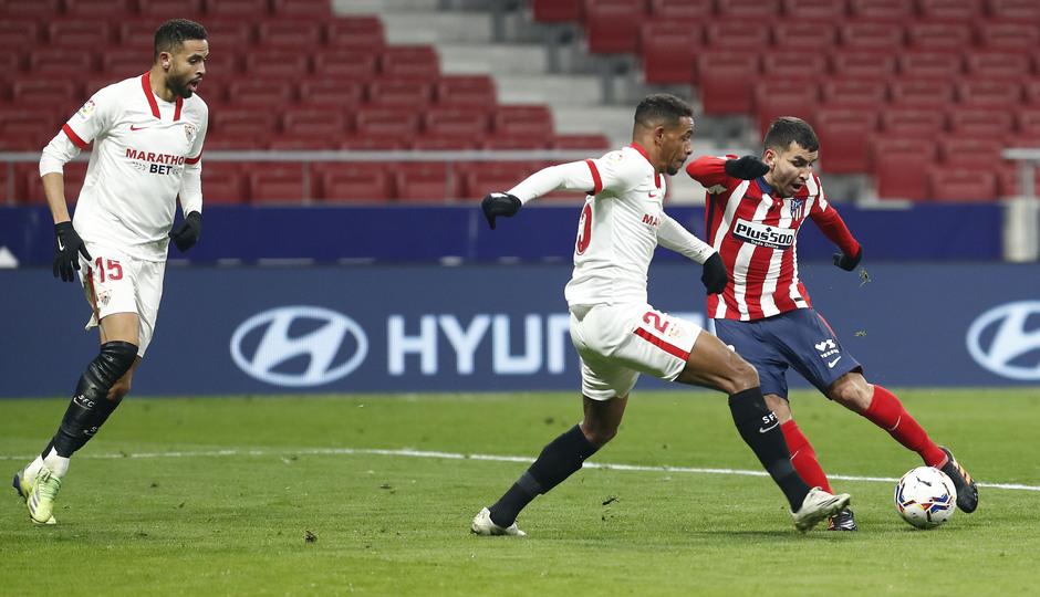 Temporada 20/21 | Atleti - Sevilla | Correa