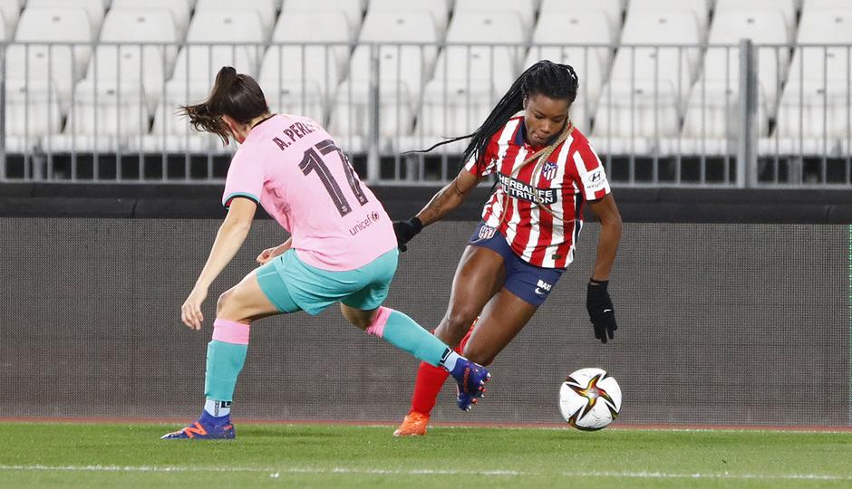 Temporada 20/21 | Supercopa| Atleti - Barcelona | Ludmila