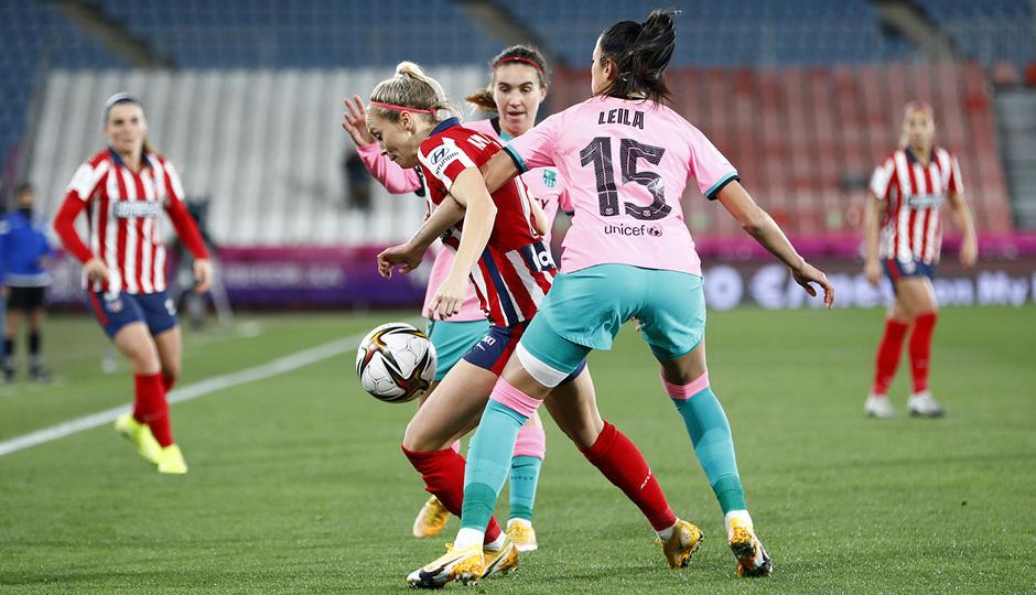 Temporada 20/21 | Supercopa | Atleti - Barcelona | Turid