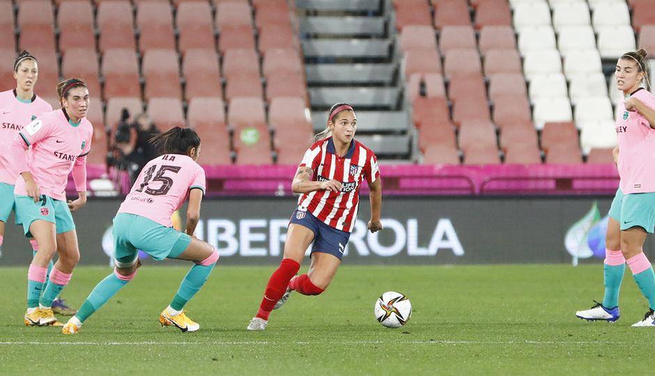Temporada 20/21 | Supercopa | Atleti - Barcelona | Deyna