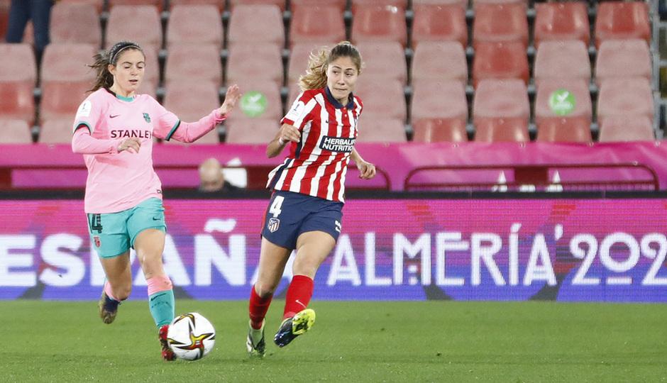 Temporada 20/21 | Supercopa | Atleti - Barcelona | Laia