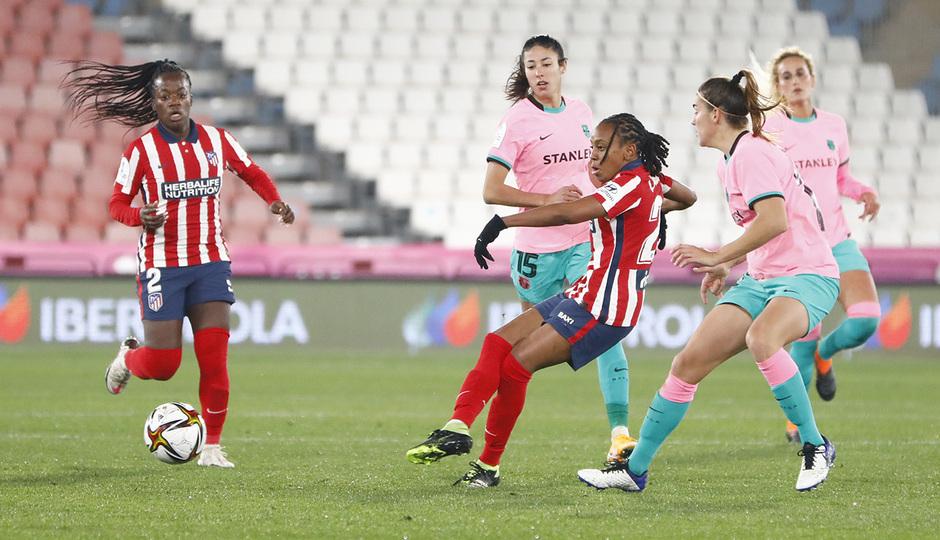 Temporada 20/21 | Supercopa | Atleti - Barcelona | Emelyne