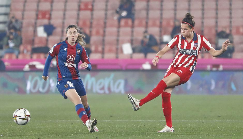 Temporada 20/21 | Final Supercopa de España | Levante-Atleti | Merel