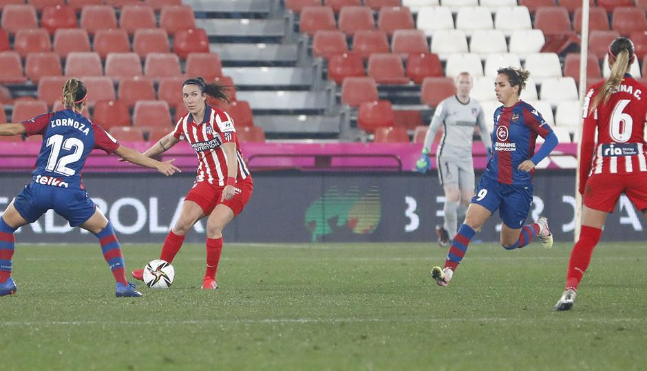Temporada 20/21 | Final Supercopa de España | Levante-Atleti | Meseguer