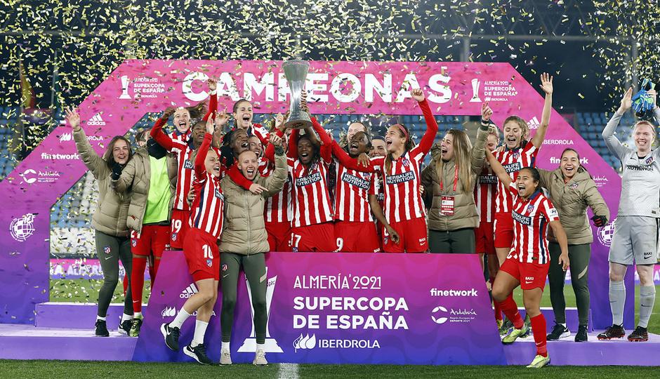 Supercampeonas de España