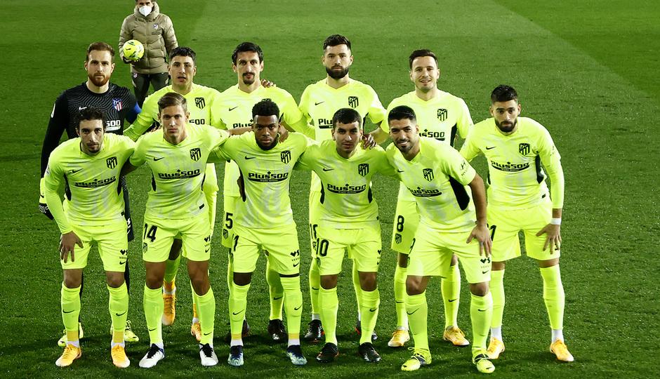 Temporada 20/21 | Eibar - Atleti | Equipo