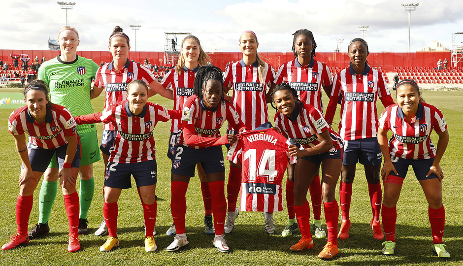 Temp 2020/21 | Atleti Femenino-Sevilla | Once