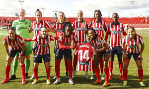 Temp 2020/21   Atleti Femenino-Sevilla   Once