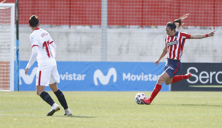 Temp 2020/21 | Atleti Femenino-Sevilla | Meseguer