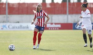 Temp 2020/21   Atleti Femenino-Sevilla   Deyna