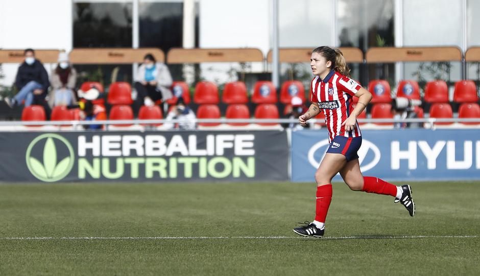 Temp 2020/21 | Atleti Femenino-Sevilla | Claudia Iglesias
