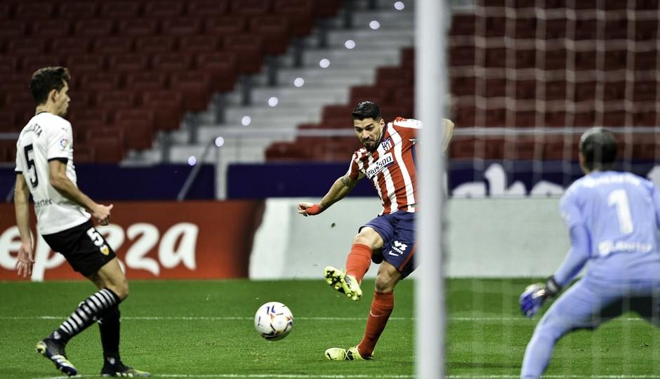 Temp 2020/21 | Atleti - Valencia | Suárez