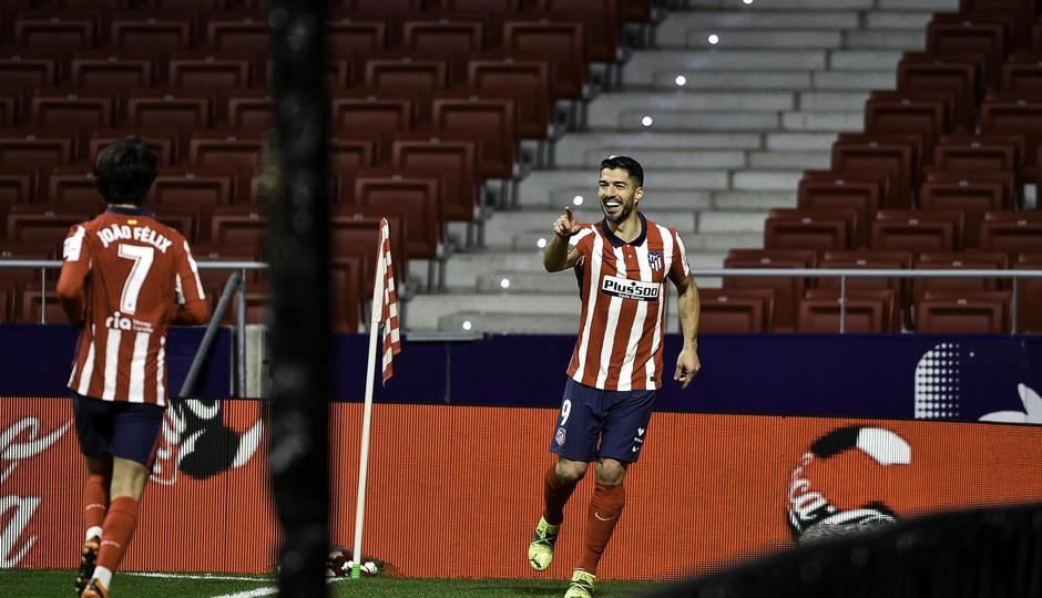 Temp 2020/21 | Atleti - Valencia | Suárez y Joao