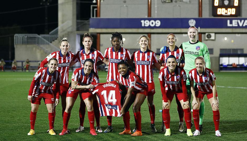 Temp. 20-21 | Levante-Atleti Femenino | Once