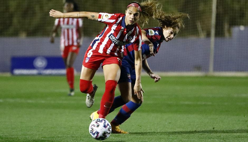 Temp. 20-21 | Levante-Atleti Femenino | Deyna