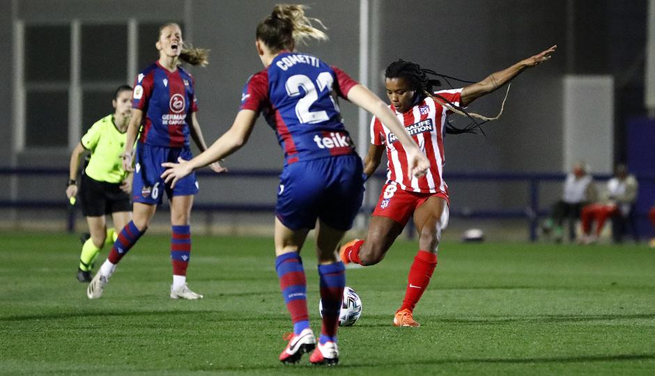 Temp. 20-21 | Levante-Atleti Femenino | Ludmila