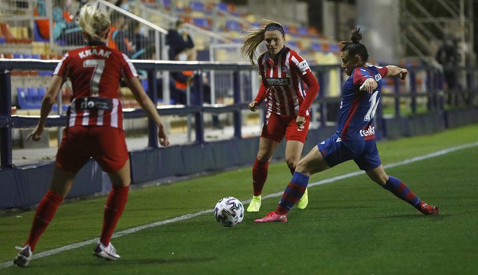 Temp. 20-21 | Levante-Atleti Femenino | Alia