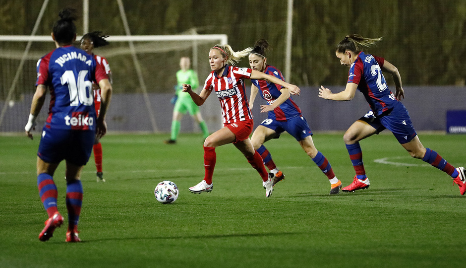Temp. 20-21 | Levante-Atleti Femenino | Turid