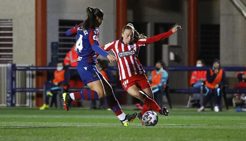 Temp. 20-21 | Levante-Atleti Femenino | Toni Duggan