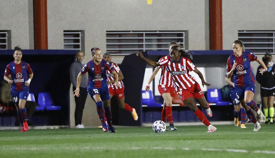 Temp. 20-21 | Levante-Atleti Femenino | Ajara