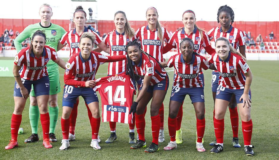 Temp. 20-21 | Atleti Femenino-Eibar | Once