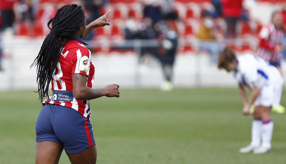 Temp. 20-21 | Atleti Femenino-Eibar | Ludmila