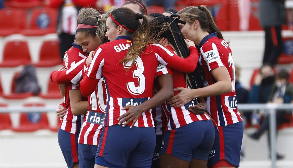 Temp. 20-21 | Atleti Femenino-Eibar | Celebración