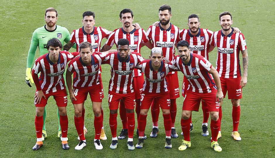 Temp. 20-21 | Cádiz - Atlético de Madrid | Once