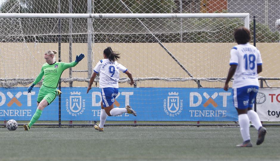 Temp. 20-21 | Granadilla-Atleti Femenino | Lindahl
