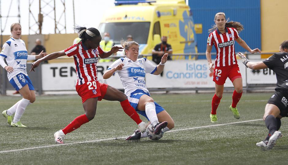 Temp. 20-21 | Granadilla-Atleti Femenino | Ajara