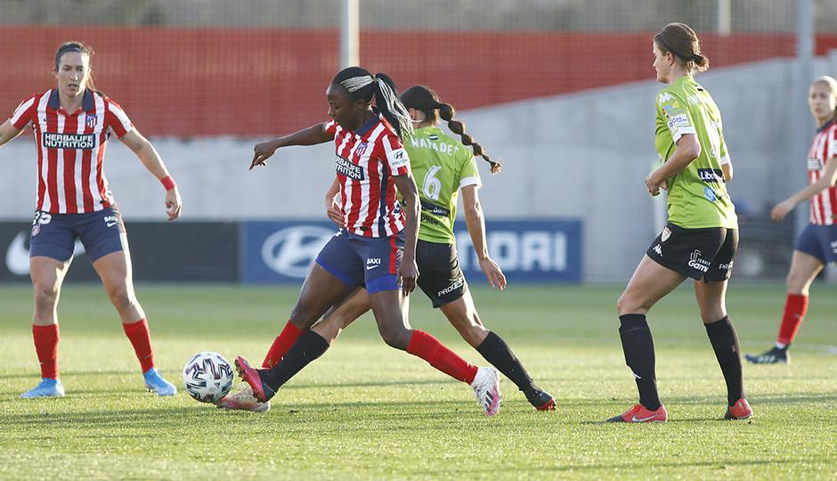 Temp. 20-21 | Atleti Femenino-Santa Teresa | Ajara